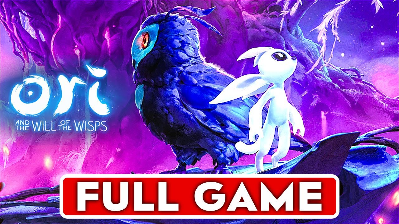 Download ORI AND THE WILL OF THE WISPS Gameplay Walkthrough Part 1 FULL GAME [1080p HD 60FPS] - No Commentary