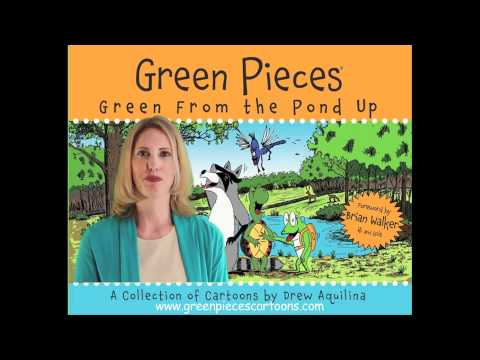 Green Pieces Ragtime music