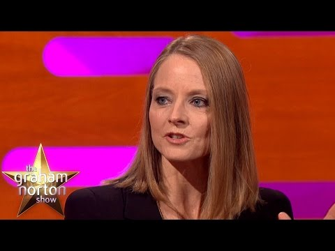 Jodie Foster Has Never Spoken To Anthony Hopkins  The Graham Norton