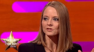 Jodie Foster Has Never Spoken To Anthony Hopkins - The Graham Norton Show thumbnail