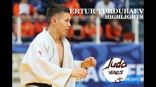 ERTUR TURDUBAEV(KGZ) - HIGHLIGHTS JUDO|JUDO VINES