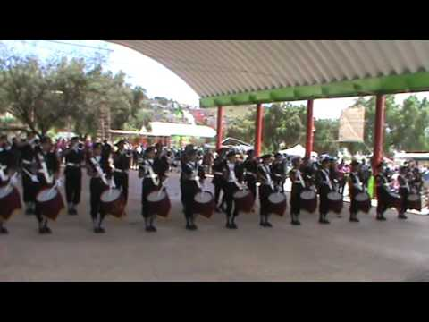 Concurso estatal Emiliano zapata salazar 2016