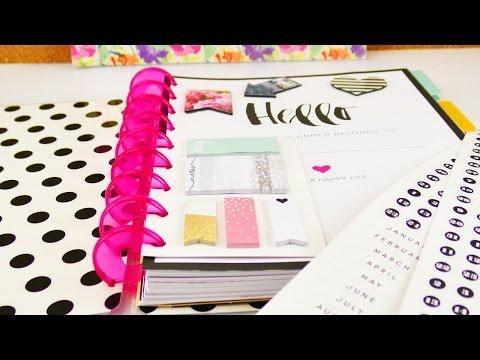 KALENDER von Me & My Big Ideas | 365 Planner Kitmit Stickern, Post-Its | Tolle DIYKalender BOX