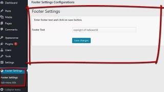how to make simple plugin in wordpress