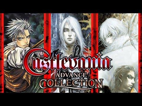 Castlevania Advance Collection Trailer [ESRB]
