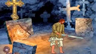 Мультфильм-притча. Твой крест(Христианская притча. Одному человеку казалось, что он живёт очень тяжело. И пошёл он однажды к Богу, расска..., 2011-11-08T10:05:04.000Z)