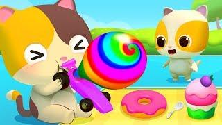 跳蚤市場尋寶 | 最新购物兒歌童謠 | 收銀遊戲卡通 | 寶寶巴士 | 奇奇 | BabyBus
