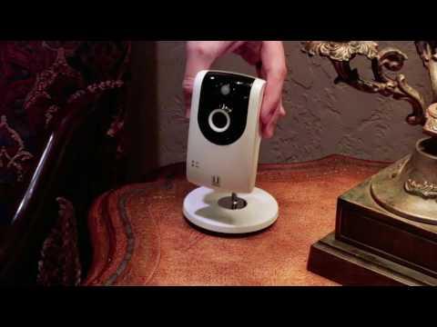 Uniden Indoor Wi-Fi HD Appcessory Camera