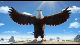 'Angry Birds' Trailer: Mighty Eagle Makes a Bad First Impression