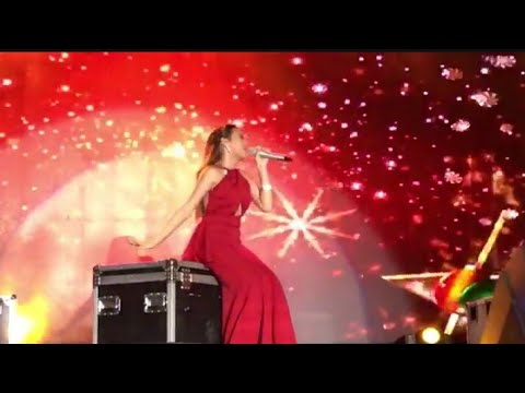 Morissette Amon-All I want For Christmas Is You