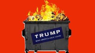 SURPRISE! GOP Platform Is a Retrograde Dumpster Fire