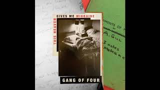 gang of four - the dying rays (2020)