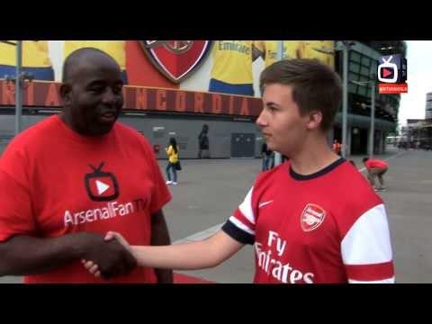 ArsenalFanTV - New Signing - Cookie - ArsenalFanTV.com