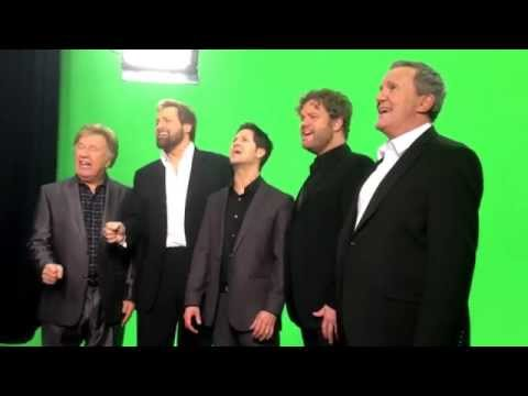 Gaither Vocal Band singing The National Anthem