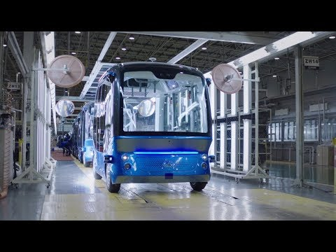 Baidu releases first L4 vehicle for mass production