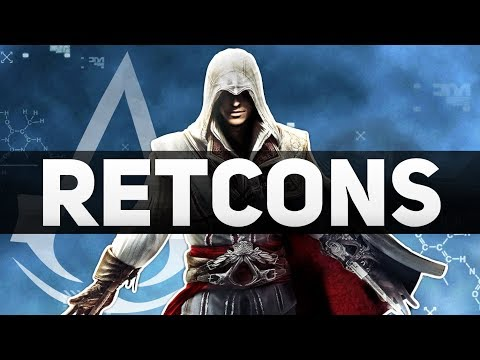 The Assassin's Creed Retcon Issue