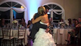 Chris Davis & Amber Garrison Kure Beach Wedding & Beau Rivage Reception