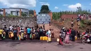 Bukavu road accident