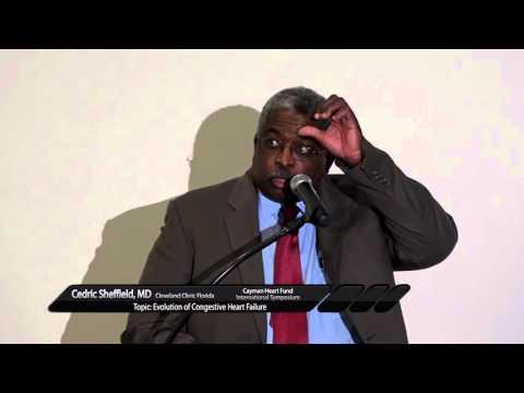 Cayman Heart Fund Symposium - Dr. Cedric Sheffield