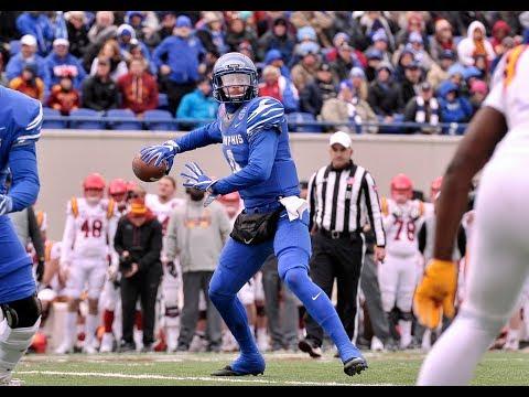 Football Highlights - Iowa State 21, Memphis 20