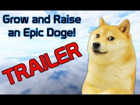 grow and raise an epic doge code