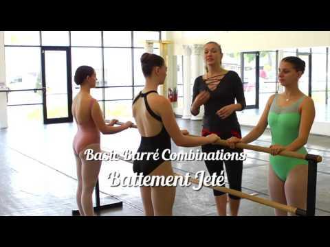Basic Barré Combinations Part I