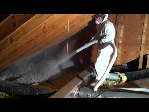 Tap Insulation Install By Dependable Pest Management Chestertown Maryland