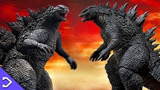 How Godzilla's Design Has CHANGED Since 2014! - King Of The Monsters (2019)