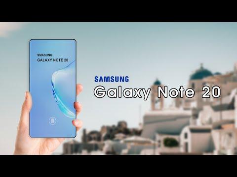 Samsung Galaxy Note 20系列不会在外观上有重大变化!