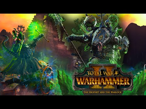 Two Idiots Play The Prophet & The Warlock - Total War: Warhammer 2