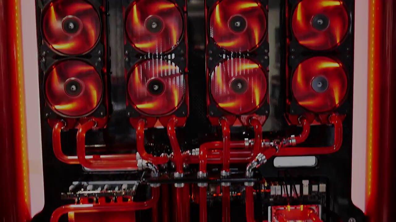 Build4Power Extreme Showcase  PC watercooling  YouTube