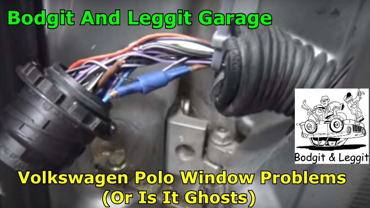 Volkswagen Polo Window Problems Or Is It Ghosts Bodgit And Leggit Garage
