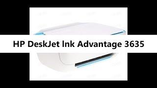 Распаковка и обзор МФУ HP DeskJet Ink Advantage 3635