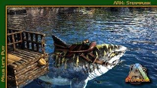 ARK: Steampunk #039 Hallo Hai-ner [german / deutsch / gameplay]