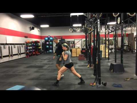 Tips for Tuesday Episode 3 Pallof Press Variations for Midline Stability