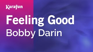 Karaoke Feeling Good - Bobby Darin *