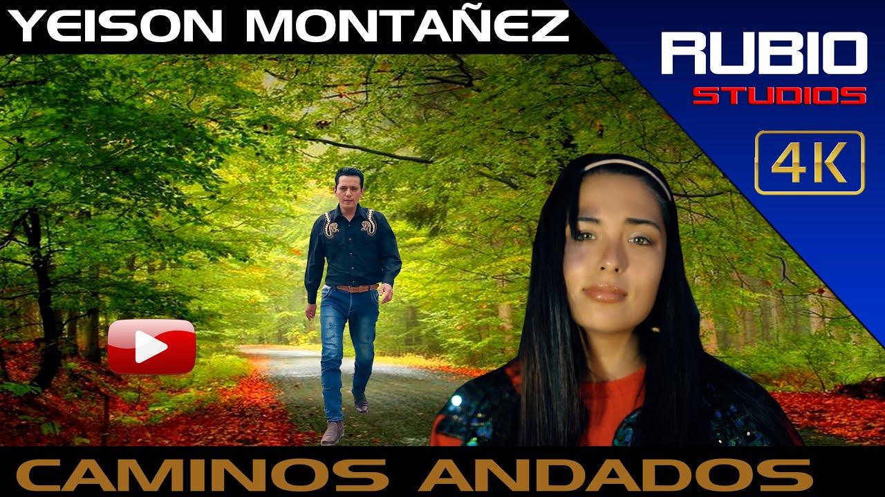 YEISON MONTAÑEZ-CAMINOS ANDADOS