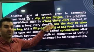 Language and Brain (Linguistics / Dilbilim 92)
