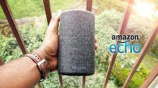 TEST Amazon Echo : Faut-il l'acheter ou prendre un Google Home ? Alexa est française !