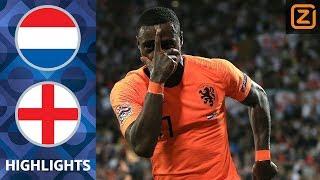 Engeland AFGESTRAFT door ORANJE 🔥 | Nederland vs Engeland Samenvatting | Nations League 2018/19