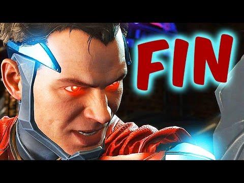 INJUSTICE 2 - FIN ALTERNATIVE (Superman)