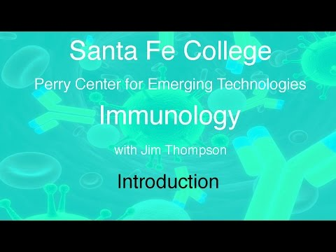 Santa Fe College: Immunology Introduction