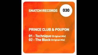 Prince Club & Poupon - Technique (Original Mix)