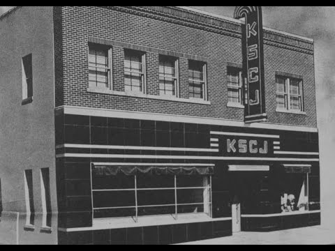 KSCJ 10PM NEWS WITH ANDY WOOLFRIES (From the 1950s)