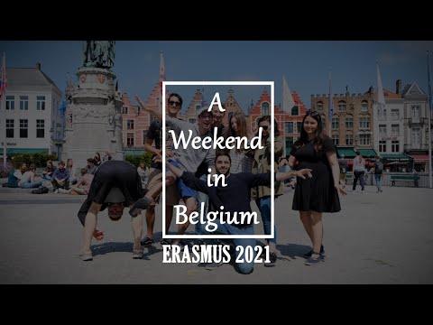 A Weekend in Belgium (Erasmus 2021)