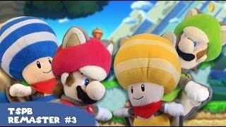 (TSPB Remaster #3) New Super Mario Bros U In A Nutshell