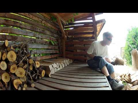zen and the art of wood stacking
