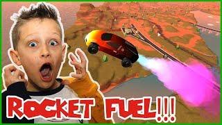 New Legendary Rocket Fuel in Jailbreak!