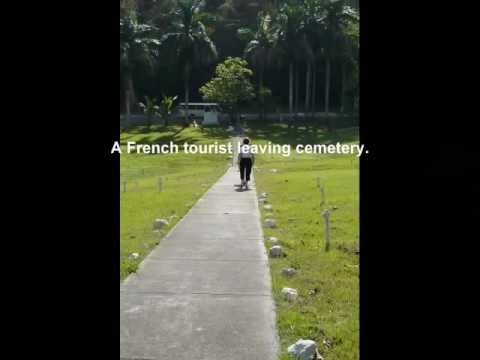 The French Cemetery in Paraiso, Republic of Panama