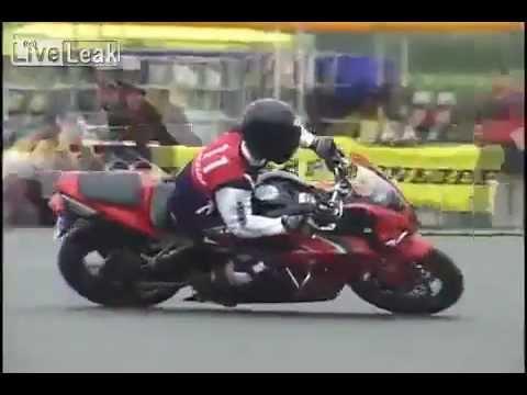 Видео Honda cbr 600 f3 feltöltési adatai